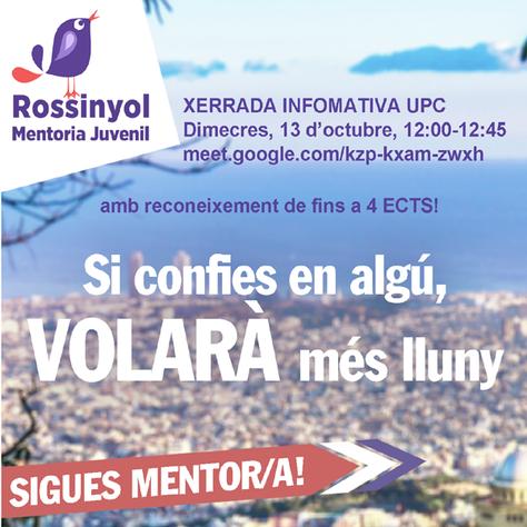 Projecte Rossinyol UPC