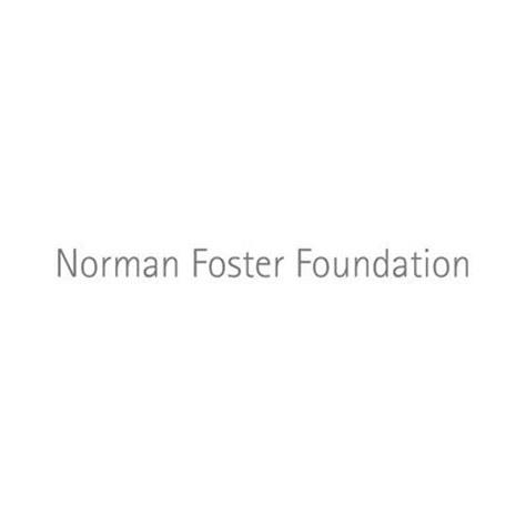 Norman Foster Foundation Sustainability Workshop