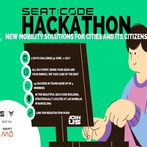 SEAT.CODE Hackathon 2021