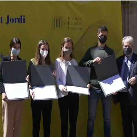 Estudiantat ETSAV premiat