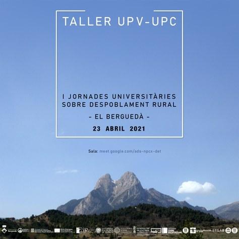 I Jornada Despoblament al Berguedà