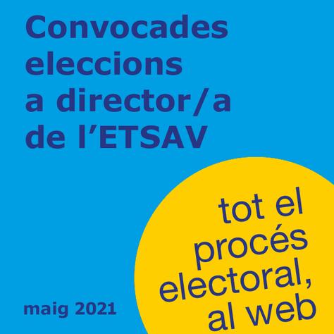Eleccions 2021