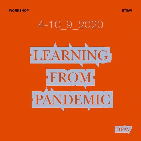 Learning from pandemic