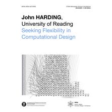 MPDA Open lecture Online: John Harding