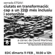 Conferència 22@