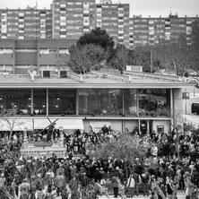 Tres tallers de l'ETSAV a Badia del Vallès