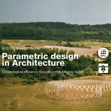 Master Parametric Design in Architecture