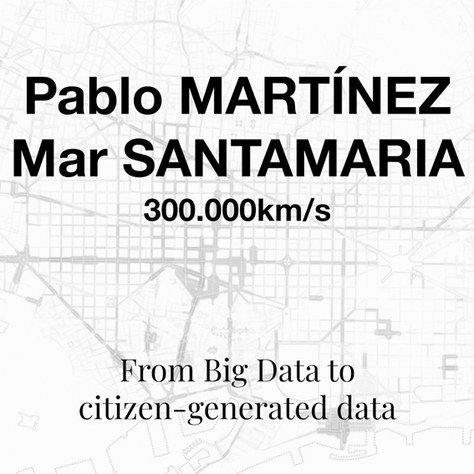 MPDA Open Lecture: From Big Data to Citizen-Generated Data
