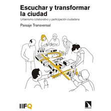 Presentació del llibre «Escuchar y transformar la ciudad»