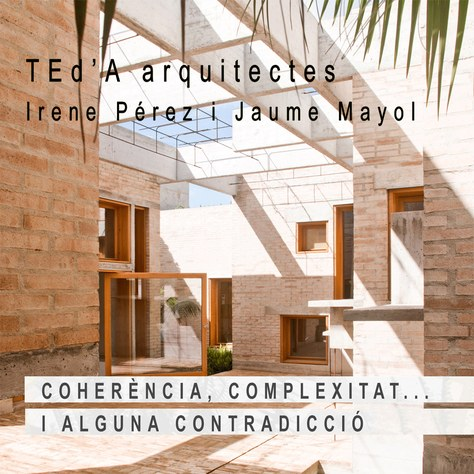 Conferència: TEd'A arquitectes