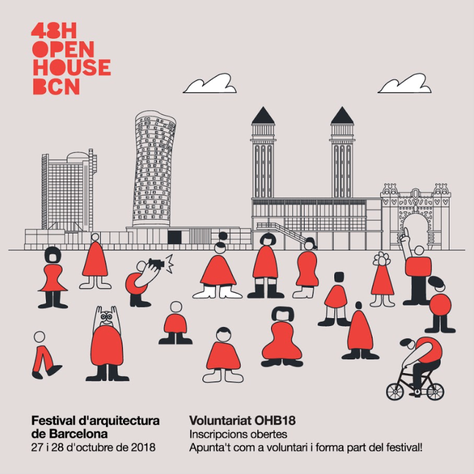 48h Open House Barcelona: VOLS?