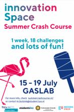InnoSpace Summer Crash Course a Sabadell i Eindhoven