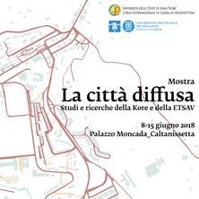 Número conjunt de la Revista PhD_Kore «La città diffusa»