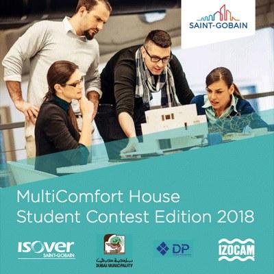 Un treball d'alumnes de l'ETSAV obté el segon premi al Concurs Multi-Comfort House ISOVER