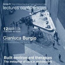 IASAP-BV Conferències: Built environment therapies