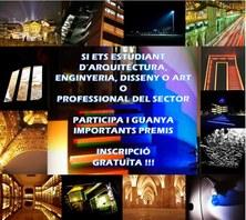 Concurs internacional de fotografia de llum artificial (4a edició)