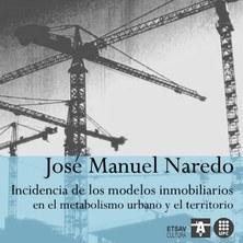 Lliçó inaugural ETSAV: José Manuel Naredo