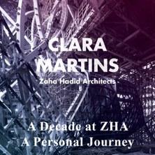 MPDA Open Lecture: Clara Martins, Zaha Hadid Arch