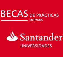 Beques Santander 2017-18 per pràctiques a PYMES