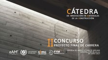 II Concurso PFC/PFG CIMC ETS Arquitectura Málaga
