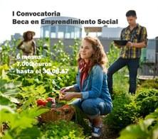 I convocatoria Beca en Emprenedoria Social