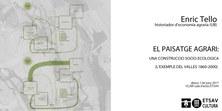 Conferència d'Enric Tello «El paisatge agrari: una construcció socio-ecològica»