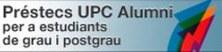 Programa de préstecs UPC Alumni