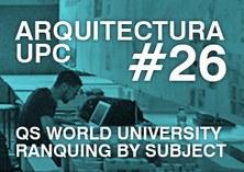 Arquitectura de la UPC, la 26a millor del món