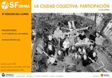 Curs 'Ciudad colectiva, participación'