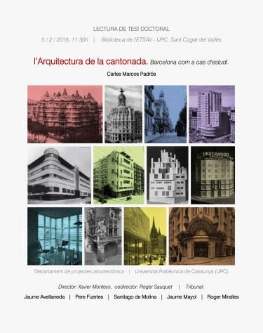 Tesi Doctoral: L'arquitectura de la cantonada. Barcelona com a cas d'estudi