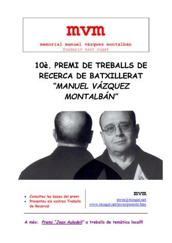 10ª Premi MVM de TR de Batxillerat