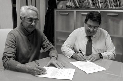 Conveni de doble titulació amb la  UniKORE