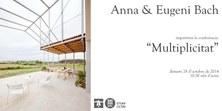 Conferència Anna&Eugeni Bach