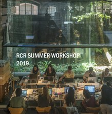 Arriba la nova edició del RCR Summer Workshop 2019
