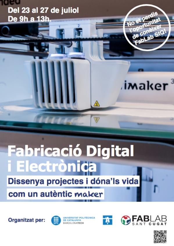 Fabricació digital i electrònica