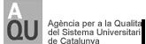 Agència per a la Qualitat del Sistema Universitari de Catalunya, (open link in a new window)